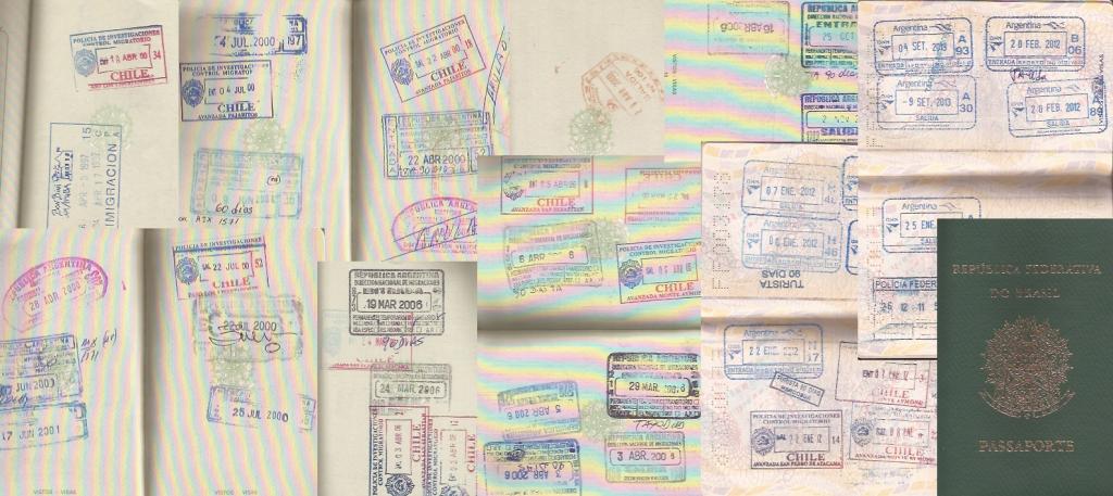 Vistos Passaporte