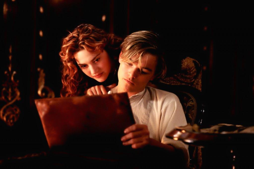 Kate-Winslet-Leonardo-Caprio-Titanic