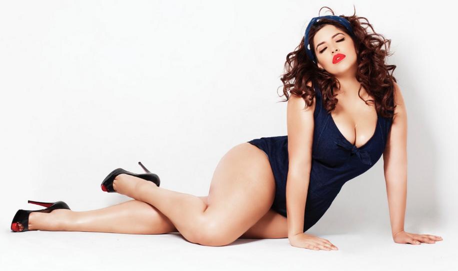 modelos-plus-size-Denise-Bidot