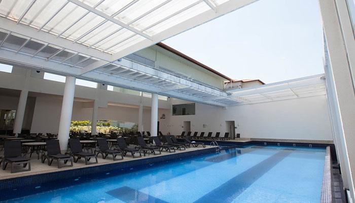 piscina termica