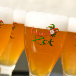 Cerveja Belga + Coxinha = <3
