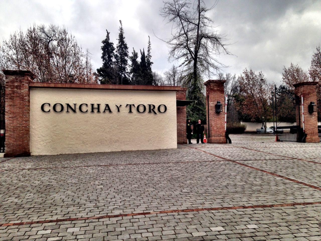 Como foi vistar a vinícola Concha y Toro, em Santigo no Chile - Episódios  de Hoje