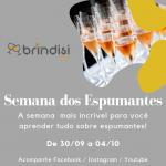 Espumante digital: campanha online promove lançamentos, masterclass e e-books sobre borbulhas nacionais e importadas