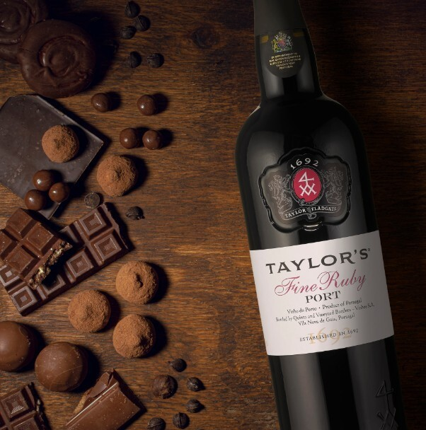 Vinho do porto Taylors Ruby