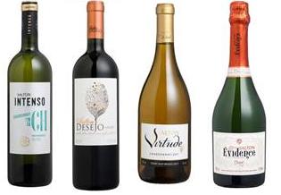 vinhos e espumantes Salton
